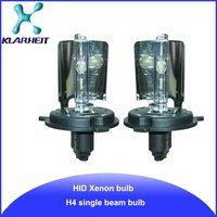 35W Hid xenon light H4-1 HID singel beam bulb HID xenon lamp