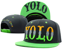 23pcs/lot Free shipping New Arrival YOLO snapbacks hats cheap