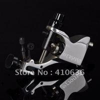 Hot! Professional Silver Stigma Bizarre V2 Rotary Tattoo Machine Gun with 3 Stroke excenter 2 Allen Key M659-16