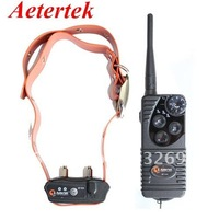 DHL Free + 1Set  Aetertek 216S-350W-1 Wireless Dog Fence High Sensitivity Smart Out-Ground Pet Training System For 1 Dog