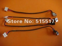 wholesale laptop AC DC IN power jack cable Plug  for HP Packard  Easynote P2W MB88 Free shipping