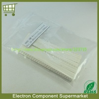 0805 SMD Resistors 10R-910 1% ,80valuesX25pcs=2000pcs, 0805 Chip Resistors Assorted Kit, Sample bag