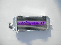 Fit for SUZUKI RM85 02-09 Motorcycle Aluminum Radiator RM 85 02 03 04-06 07 08 09