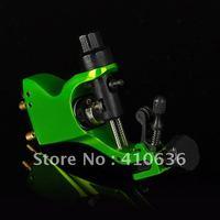 Hot! Professional Nuclear Green Stigma Bizarre V2 Rotary Tattoo Machine Gun with 3 Stroke excenter 2 Allen Key M658-9