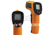 Holiday Sale! GM550 Electronic Digital Non-Contact IR Laser Infrared Thermometer -50~550 Degree Free Shipping B26  1668