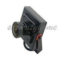 SONY Super CCD 600TVL Color Mini Indoor Camera 2.1mm Wide Angle Lens