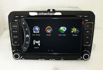 "HD 7""  car cd DVD player gps navigation for VW passat B6 skoda superb Jetta V GOLF6 SEAT BORA2011"