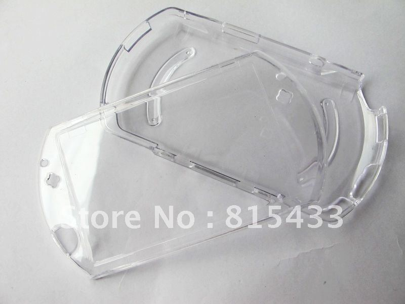 Transparent Clear Crystal Case Cover Protector for Sony PSP Go(China (Mainland))