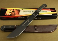 "19"" ONTARIO US MILITARY MACHETE KNIFE WITH SHEATH H137"