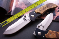 Browning Wood Handles Hunting Pocket Knife G