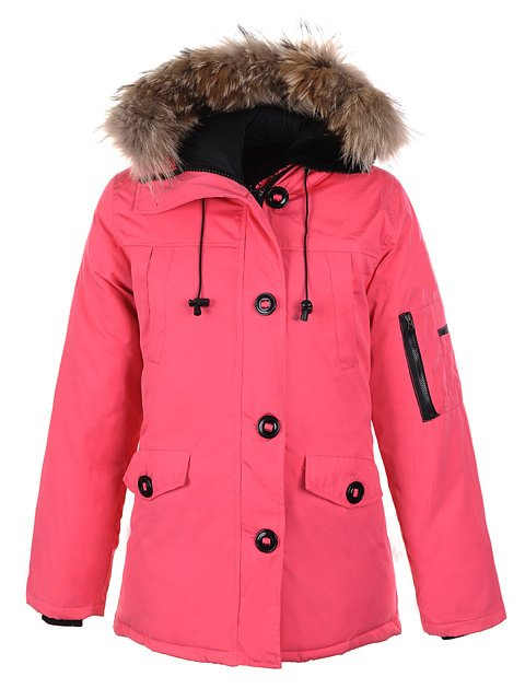 Pink Winter Coat Womens - JacketIn