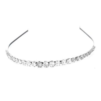 2014 2013-free Shipping 3pcs/lot High Quality Rhinestone Wedding Headband Bridal Ornament Accessories Children Accessory Dh010