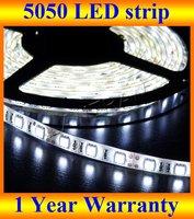 waterproof led 12v, 5050 5M 150 LEDs led string light outdoor xmas tree lights DHL free shipping