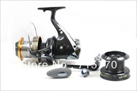 Superior Over Size Sulf Casting Fishing Reel H7000 8+1BB