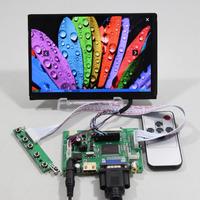 HDMI+VGA+2AV+Remote Lcd controller Board+7inch 1280*800 N070ICG-LD1 IPS LCD