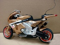 1:8 speed remote motorcycle RC motorcycle best gift free shipping