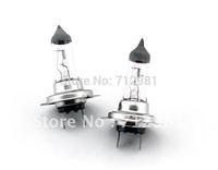 2013 New free shipping H7 12V 55W Halogen bulb  2 Pcs white