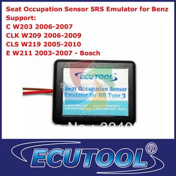 10 pcs/ Airabag repair tool seat Occupancy SRS Sensor Emulator for Mercedes-Benz C W203, CLK W209, E W211, CLS W219 Type3