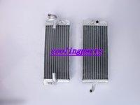 Fit for GASGAS 400 450 EC SM 2002 2003 2004 Motorcycle Aluminum Radiator gasgas400ec gasgas 450sm 02 03 04