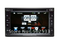 Android In-Dash Car DVD Player GPS  2 Din Audio System + iPod + 720P + 3G + Wifi + 4G SD Card + Rear View Camera