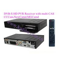 DVB-S  /  DVB-S2 satellite receiver hdwith HDMI (1080I) USB PVR multi CAS sharing CCCam NewCamd