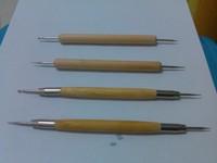 4 branch loading indentation pen clay sculpture tools art set school supplies art supplies wholesale promotion
