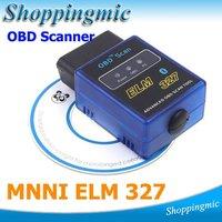New ELM327 V1.5 Mini Bluetooth ELM 327 OBDII OBD-II OBD2 Protocols Auto Diagnostic Tool Free Shipping