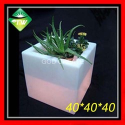 2012 Hot Sales ! LED cube/ ice bucket/flower pot/ bar stool(China (Mainland))