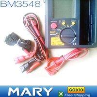 High quality BM3548 insulation resistance tester digital multimeter,freeshipping