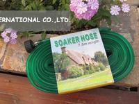 7.5m 3/4connector Free shipping garden watering garden hose soaker hose