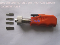 2013 New arrival GOSO Pen Type Plug Spinner,LOCKSMITH TOOLS key cutter,Lock Pick gun S068