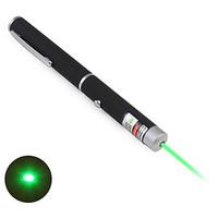 Powerful New 5mW 532nm Green Beam Laser Light High Power Tactical Pen 5 mW