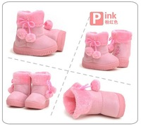 Free Shipping Baby snow boots shoes Footwear,Infant shoes