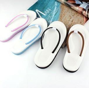 FS1047 Brief lovers flip flops female slippers beach slipper slippers flip summer