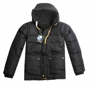 Men's padded coat 100% GOOSE DOWN PARKA WARM jacket WINTER OVERCOAT,Sweden flag parka.Sweden brand parka.On sale! FJAL