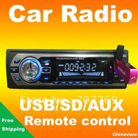 Best quality Car Radio FM MP3 player with USB SD slot