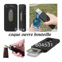 Original factory sales 100pcs/lot Open Open Happy Life-Bottle Opener Case for iPhone 5G