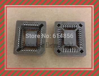 20 PCS PLCC32-SMD IC Socket , PLCC32 Socket adapter , 32 Pin PLCC Converter