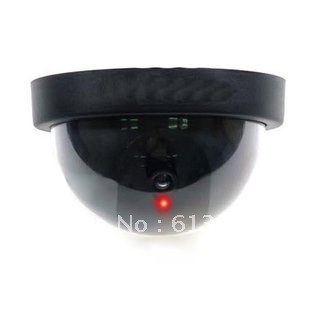 Emulational Fake Decoy Dummy Security CCTV DVR for Home Camera with Red Blinking LED(China (Mainland))