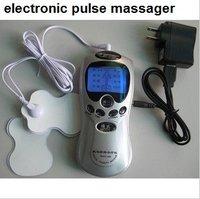 Free shipping digital electronic pulse massager digital channels intervertebral disc health care equipment  wholesale&retail