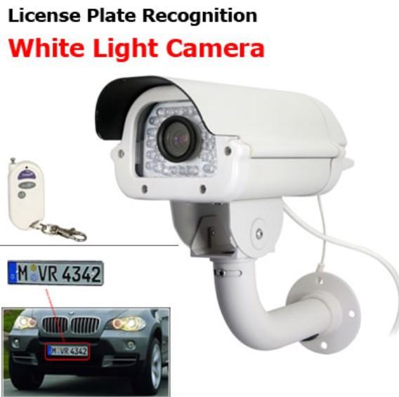 750TVL Número Car Plate Recognition Segurança CCTV Zoom Remote Camera SONY CCD função de controle remoto(China (Mainland))