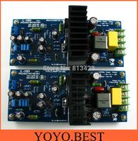 Assembled LJM- L15D  Stereo Power amplifier board IRS2092 IRFB4019  DIY kit 1PCS