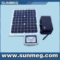 Saving Energy Green Product 3W  Outdoor Solar LED  Light Solar Flood Light