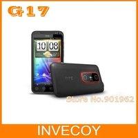 EVO 3D  Original HTC EVO 3D X515m unlocked G17 mobile phone WIFI Android 2.3 GPS 5MP 4.3'' TouchScreen smartphone freeship