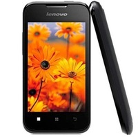 Lenovo A66 Smartphone Android 2.3 MTK6575 1.0GHz 3G GPS 3.5 Inch Single Camera,Free shipping,Christmas gift
