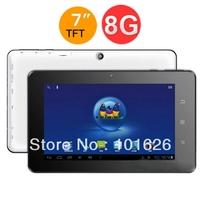 "7"" ViewSonic VB737 google andriod 4.0 Wi-Fi 8GB tablet pc MID 3000mAh 1GB Webcam 1.5GHz CPU 8GB"