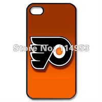 Custom Case philadelphia flyers YERG0698 for Case for iPhone 4,4S Designer Fits Case