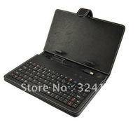 wholesale 7 inch Leather case with Keyboard for 7inch Tablet PC MID Free shipping