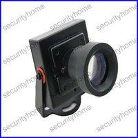 Mini  25mm Low Illumination SONY Super CCD 600TVL Color CCTV Camera