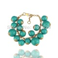 Cute Cluster bubble beads bracelet,2012 wholesale jewelry,Best selling braceelt for women